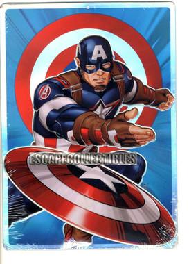 Captain America Sign