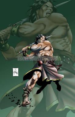 Conan by Artura Louga