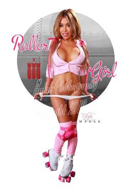 Olga Roller Girl