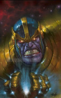 Thanos Legacy Lucio Parrillo Art Print