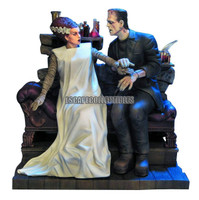 Bride of Frankenstein Figure Model Kit