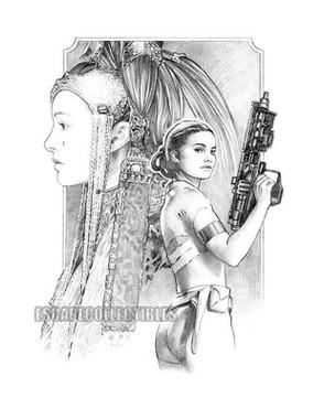 Padma Star Wars Original