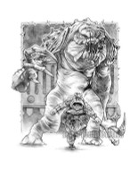 Guard Rancor #1  Star Wars