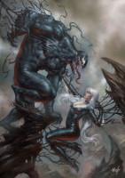 Venom #160 Blackcat