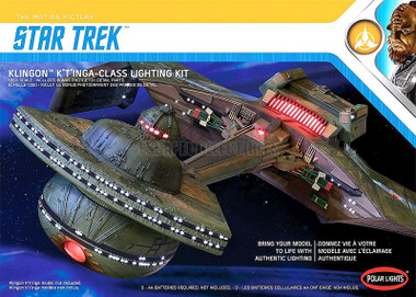 Star Trek Klingon K't'inga Class Battle Cruiser