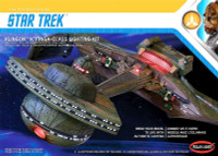 Star Trek Klingon K't'inga Class Battle Cruiser