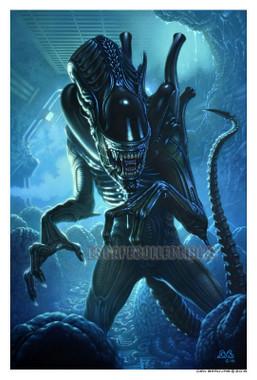 Alien 2019 Beauvais