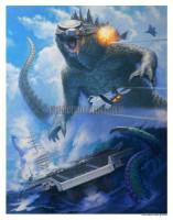 Den Beauvais Godzilla