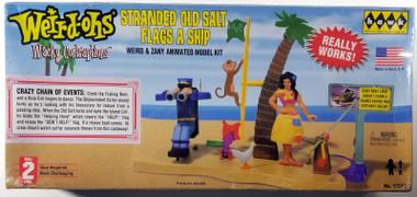 Weird-Ohs Wacky Contraptions Old Salt Flags a Ship Model Kit