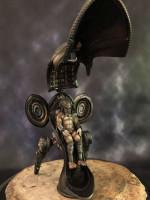 Predator Planetary Orbital Drone