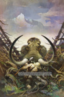 Mammoth Frazetta
