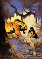 Escape from Venus Frank Frazetta