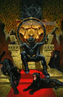 Jusko Marvel Knights Black Panther
