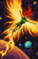 Jusko Phoenix in Space