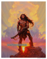 Beauvais Mongolian Warrior