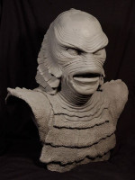 Creature from the Black Lagoon Wall-Hanger