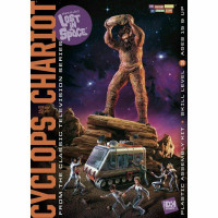 Lost In Space Cyclops & Chariot Model Kit