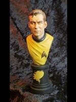 William Shatner Tribute Bust