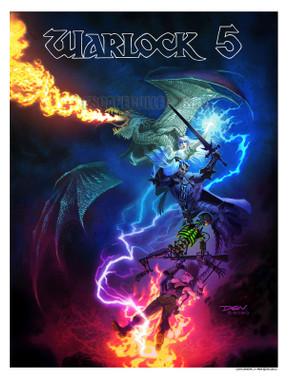 Warlock 5 Den Beauvais