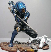 Cyber Ninja Figure Model Kit