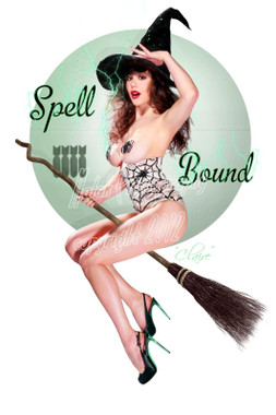 Claire Sinclair Spell Bound