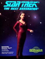 Geometric Star Trek Deanna Troi