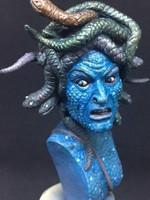 Medusa Bust microMANIA