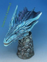 Viserion Game of Thrones Dragon Bust