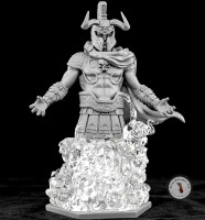 ARES Limited Edition Statue Model Kit