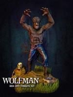 Frightening Lightning Wolfman