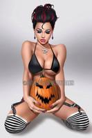 Keith Garvey Jack-O Halloween Pumpkin