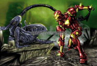 Iron Man Alien
