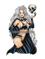 Barbara Jensen Lady Death