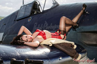 Wings of Angels Malak Victoria Elder WWII Hellcat