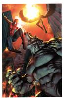 Carlos Valenzuela Spiderman Ambush