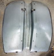 Lambretta Series 2 Legshield-Machine Stamped
