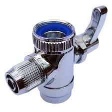 Diverter, Lever-Style (For 1/4 inch hosing)