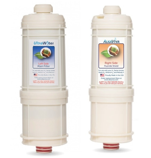 UltraWater Fluoride Filter Set