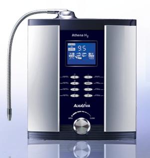 AlkaViva Athena H2 Water Ionizer