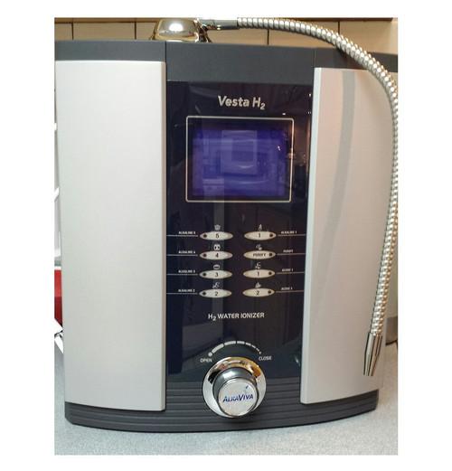 9-Plate Vesta H2 Water Ionizer