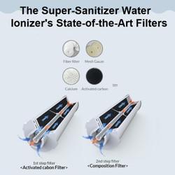 Super-Sanitizer Filter-Set