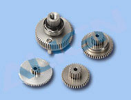 HSP70001 BL700H Servo Gear Set