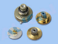 HSP75001 BL750H Servo Gear Set