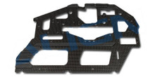 H70114 700DFC Carbon Main Frame(L) / 2.0mm