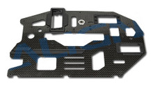 H60210 600PRO Carbon Main Frame(L)/2.0mm