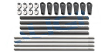 H70068 Aileron Carbon Fiber Linkage Rod Set