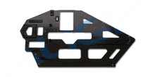 H50B003XX 500L Carbon Fiber Main Frame(R)/1.6mm