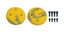 M480017XE Multicopter Main Rotor Cover- Yellow