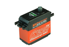 Xpert SI-4401 Aluminum Case HV Brushless Cyclic Servo