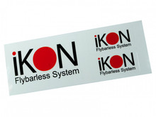 High Quality iKON Decal Set HD-IK01